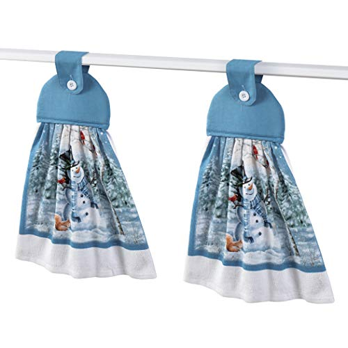 Top 10 Best Selling List for snowman kitchen towels