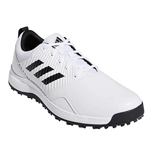 adidas CP Traxion SL, Scarpe da Golf Uomo, Bianco (Bianco F34996), 42.5 EU