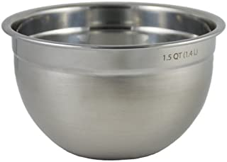 Best 1 qt stainless steel bowl Reviews