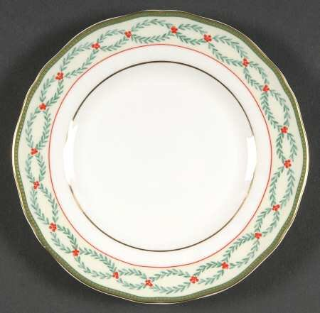 WEDGWOOD ROYAL GARLAND 5 PIECE PLACE SET