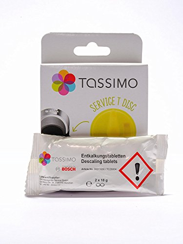 Tassimo original descaling kit.