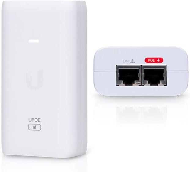 POE Injector U-POE-af 5 Units 802.3af Supported PoE Power Over Ethernet Injector