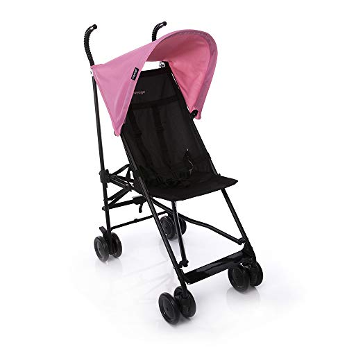 Carrinho de Bebê Umbrella Quick Voyage - Rosa