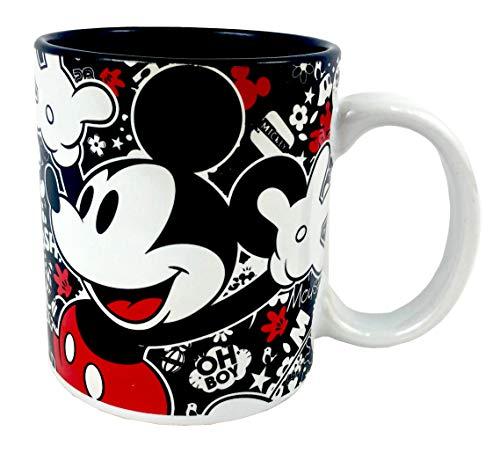 Disney Mickey und Minnie Mouse-Kaffeetasse