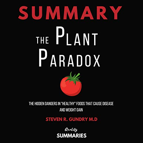『Summary: The Plant Paradox』のカバーアート