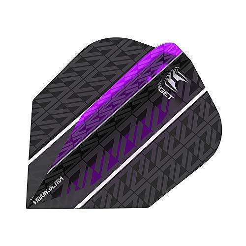 Target Darts Vapor 8 Black Softdarts, Lila - 2