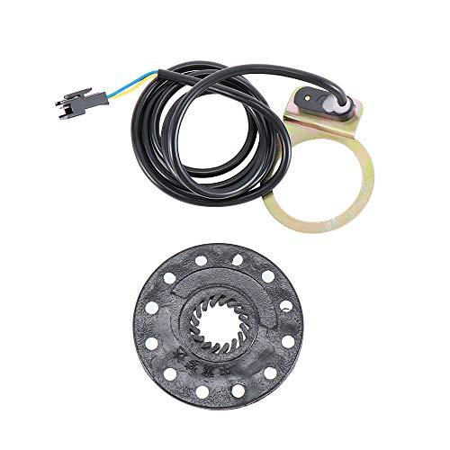 HZL Piezas modificadas para Bicicleta, Sensor de Asistencia de Pedal de Scooter...