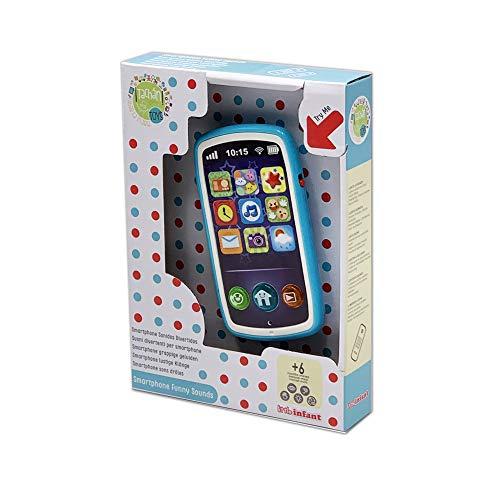 Tachan - Smartphone Sonidos Divertidos (7300740) , color/modelo surtido