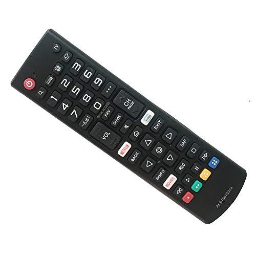 Universal Replaced Remote Control Fit for LG Smart HDTV 32LM620BPUA 32LM630BPUB 43LM6300PUB 50UM6900PUA 32LM639BPUB 43LM6300PUB