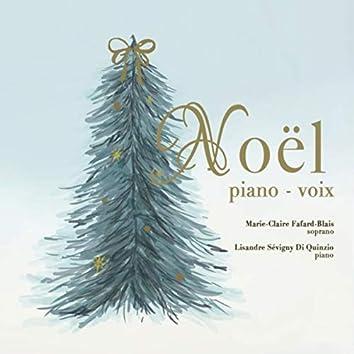 Noël piano-voix