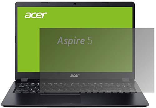 dipos I Blickschutzfolie kompatibel mit Acer Aspire 5 (A515-54G-59WR) Display-Schutzfolie matt mit 4-Wege Sichtschutz-Effekt