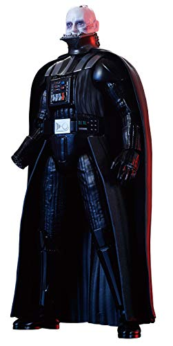 BANDAI Hobby Star Wars Return of The Jedi Darth Vader 1/12 Scale Model Kit