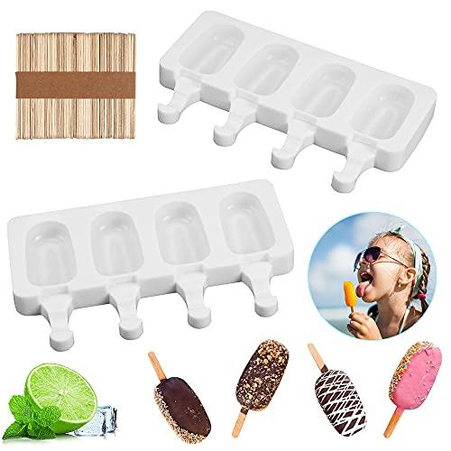 Eisformen, BPA Frei,Stileisform,Eisformen Silikon,Eisformen Molds,Eisform Kinder,Eisform Silikon Eis am Stiel,Eisförmchen Silikon,Popsicle Formen Silikon,Silikonform Eis,Eis am Stiel Formen