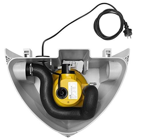 KSB Hebeanlage Ama-Drainer-Box Mini mit Pumpe Ama-Drainer 301 SE