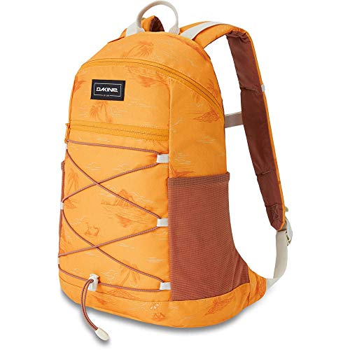 Dakine Wndr Pack Sac à Dos Mixte Adulte, Mixte, Orange/jaune., Taille unique