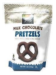 365 Everyday Value, Milk Chocolate Pretzels, 5 oz