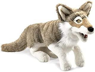 Folkmanis Wolf Puppet