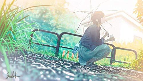 Puzzels 1000 stuk voor volwassenen Kinderen Transparante paraplu Houten geschenken voor kinderen Puzzel Decompressie Decoupeerzagen