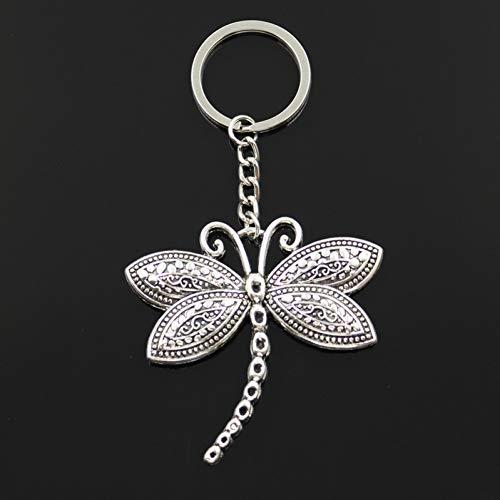 N/ A Nähmaschine Silber Schlüsselbund Schlüsselkette Nähzauber Schlüssel SchlüsselringAuto Ornament