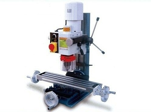 Why Choose Gowe 550W drilling&milling machine 3016mm mill and drill machine