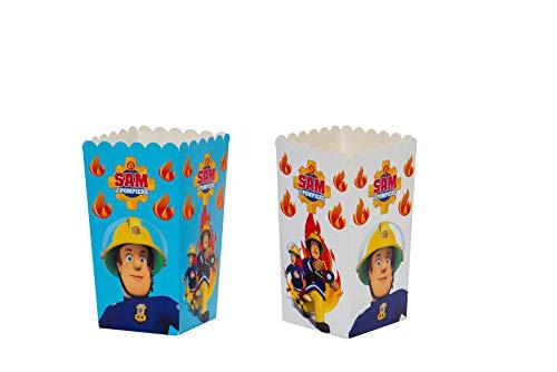 Decora 0383021 Party Box Sam der brandweer, papier