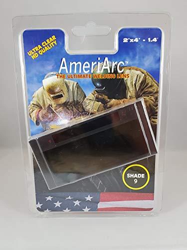 AmeriArc HD 2x4 Welding Filter shade 9