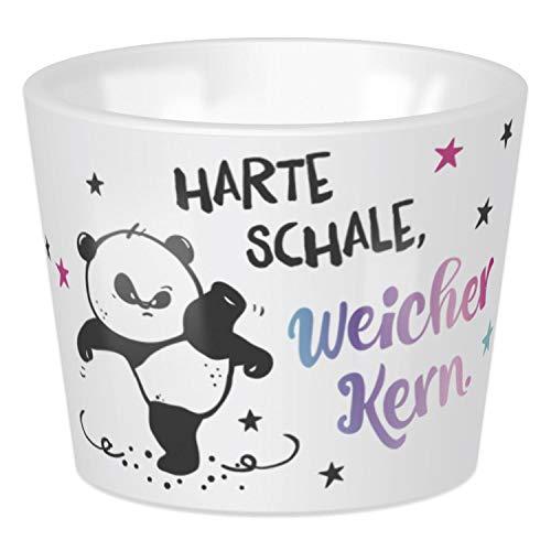 Sheepworld, Hope und Gloria - 45391 - Eierbecher, Einhorn, Harte Schale, weicher Kern, 4cm x 5cm, Porzellan, spülmaschinengeeignet