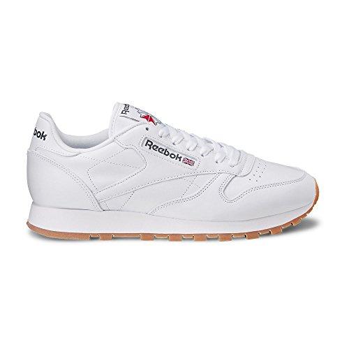 Reebok Classic Leather Calzado White/Gum
