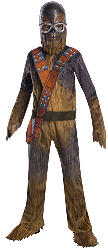 Rubie's Unisex-Children Solo: a Star Wars Story Chewbacca Deluxe Child's Costume