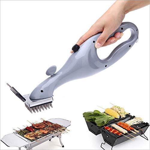 Lahshion BBQ Grill Brush, Edelstahlbürsten, Reiniger mit Dampf oder Gas Zubehör Kochutensilien