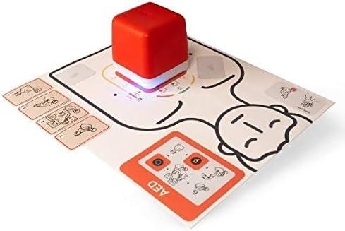 CprCube - Dispositivo portátil para entrenamiento BLS a RCP con CPR Feedback visual y sonido (2ª generación)