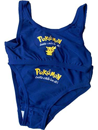 Nintendo Pokemon Bikini - Blau
