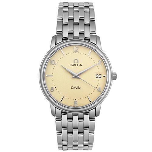 Omega Men's 4510.30.00 De Ville Prestige Quartz Watch