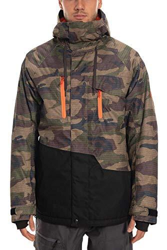 686 Snowboard Jacket Men's Camo