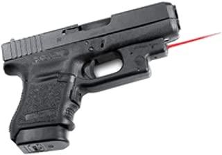 Crimson Trace LG-436 Laserguard Red Laser Sight for GLOCK Subcompact Pistols, GLOCK 19, 23, 25, 26, 27, 28, 32, 33, 36, 38, 39