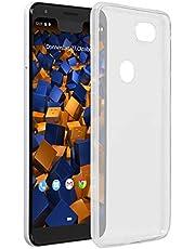 Mumbi cover compatibel met Google Pixel 3a XL mobiele telefoon case telefoonhoes slank dun, transparant