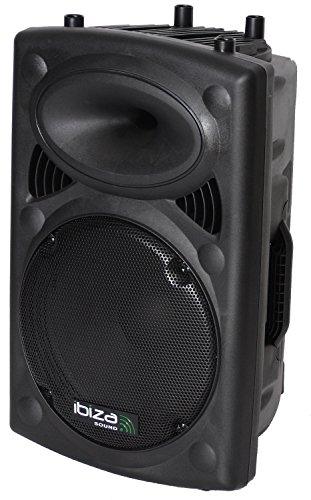 "SLK12A-BT - Ibiza -AKTIVE LAUTSPRECHERBOX 12""/30CM 700W MIT USB-MP3 & BLUETOOTH"