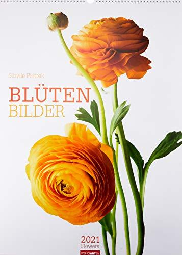 Blütenbilder Kalender 2021