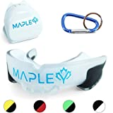 Mapley Mouth Guard Gum Shield - For Boxing, MMA, Hockey, Rugby, Martial Arts