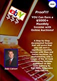 How to Create a $5,000 Monthly Income with Ebay and Online Auctions