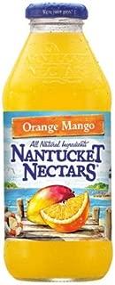 Nantucket Nectars Orange Mango 16 Oz. (12 Pack Case)
