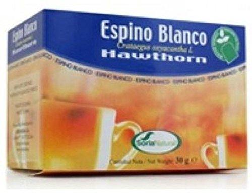 Infusiones Espino Blanco 20 unidades de Soria Natural