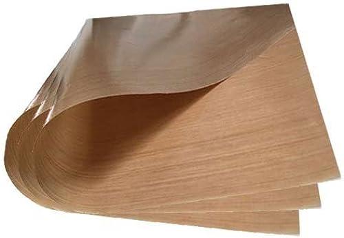 tiempo libre Hoja de Teflón para 16x 16x 16x 24Hoja de transferencia de calor prensa 3mil alta calidad by world-Paper  venderse como panqueques