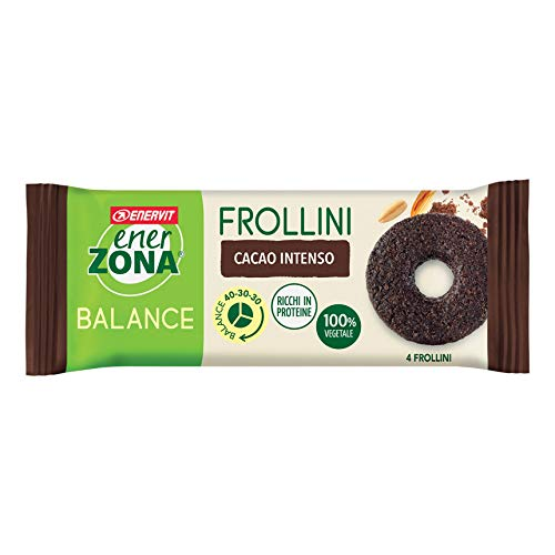 Enerzona Frollini cacao intenso 1 snack - Enervit