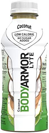 BODYARMOR LYTE Sports Drink Low Calorie Sports Beverage Coconut Natural Flavors With Vitamins product image