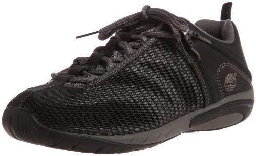 Timberland - Botas de senderismo de Material Sintético para mujer Negro negro 37, color Negro, talla 38 EU / 7 US