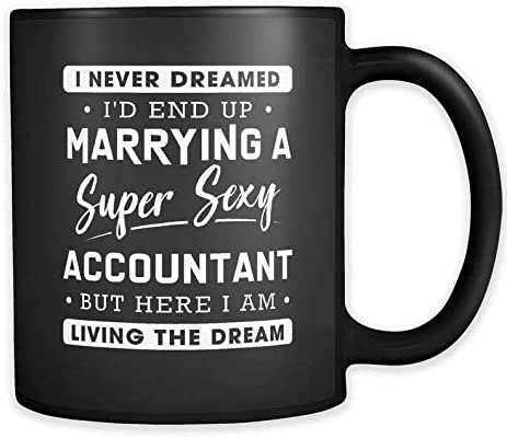 Accountant Wife Husband Super Quality inspection sale Gift