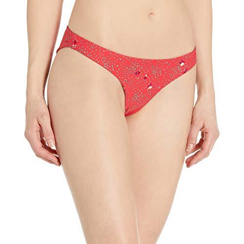 Volcom Damen Stems from Full Bikini Bottom Tankinioberteil, True Red, Small