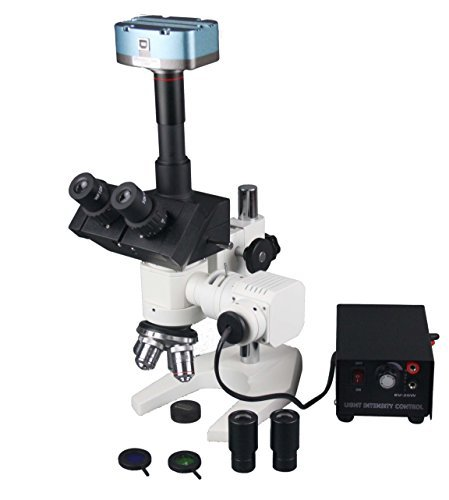 Radical 1200x Industrial Metallurgical Reflected Light Microscope with 5 Mpix USB Camera