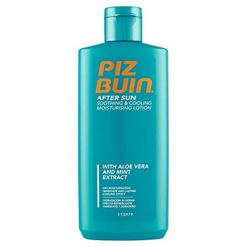 Piz Buin After Sun Soothing und Cooling Moisturising Lotion, 200 ml